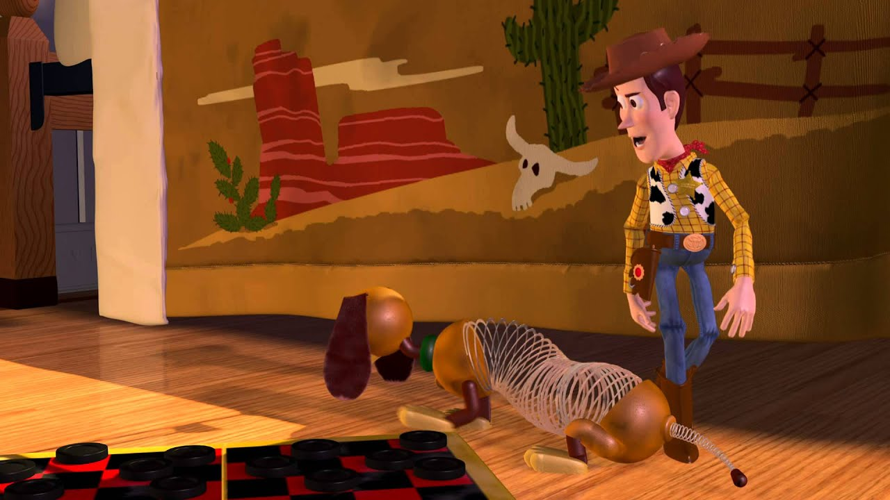 Toy Story (VF) - Bande Annonce