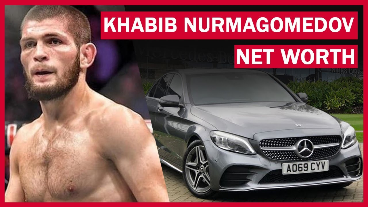 Khabib Nurmagomedov Net Worth 2020 Lifestyle Wife Highlights Ufc Lightweight Youtube
