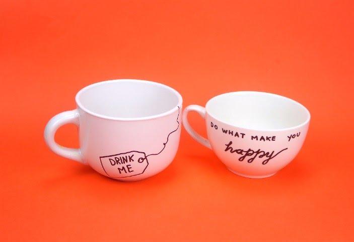 Credenza Con Tazze : Tazzine caffè con piattino colorate di novità home lemani casa