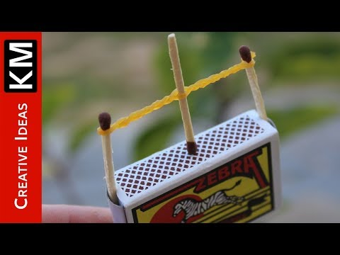 Thumbnail: 4 Awesome Tricks with Matches