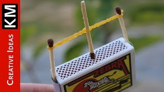 4 Awesome Tricks with Matches thumbnail