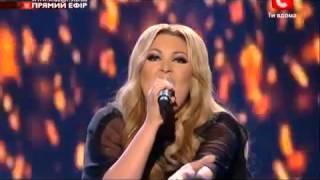 Х ФАКТОР 3   Ирина ДУБЦОВА Супер ФИНАЛ 05 01 13