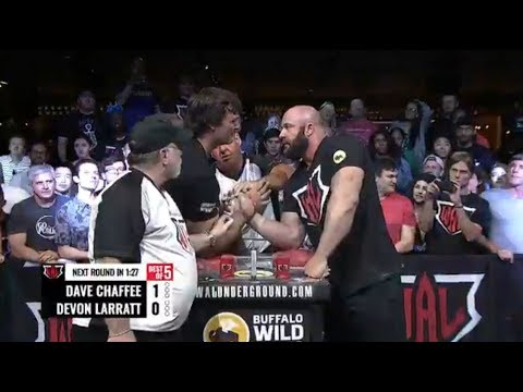 Devon Larratt vs. Dave Chaffee: WAL 504 Super Showdown Los Angeles (FULL MATCH)