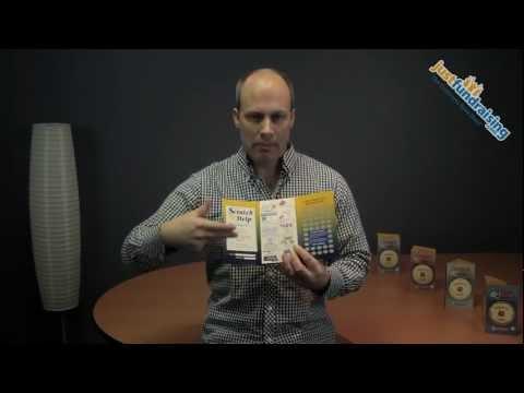 Best Fundraising Idea - 90% Profit Scratch Off Cards