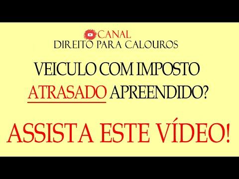 Видео ILEGALIDADE DE APREENSÃO DE VEÍCULOS COMO MEIO COERCITIVO PARA PAGAMENTO DE TRIBUTO