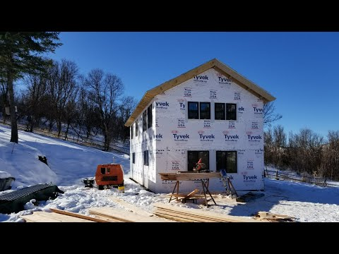 DIY Home Build: Ideas on Layout for an Off Grid Home