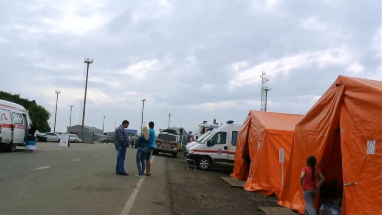 Лагерь беженцев в гуково фото 6