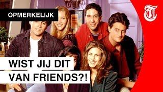 Nieuw boek met onthullingen over serie Friends
