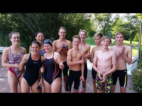 Partnerstadt-Olympiade 2017 - Die Teilnehmer aus Böblingen (5): Schwimmen