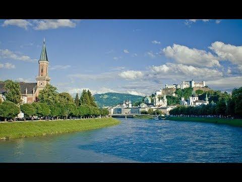 Зальцбург и Озерный край I Лучшие путешествия I Европа