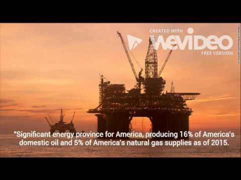 Gulf Of Mexico Oil & Natural Gas