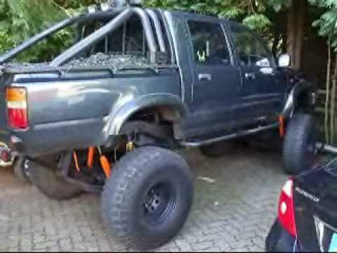 Madbull Monster Creations Street Legal Monster Truck Youtube