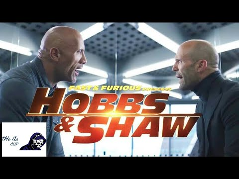 #Fast & Furious presents: Hobbs & Shaw - Official Trailer #3[HD] By tHe As CLIP Your Videos on VIRAL CHOP VIDEOS