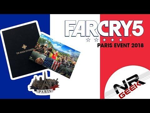 Far Cry 5 - Event Przedpremierowy Paryż 2018 thumbnail