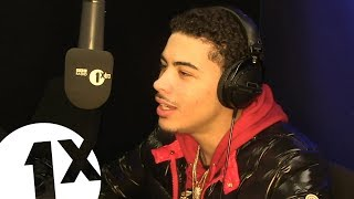 Jay Critch talks 'Hood Favourite' Album, NY beef, his Girlfriend and Fabolous