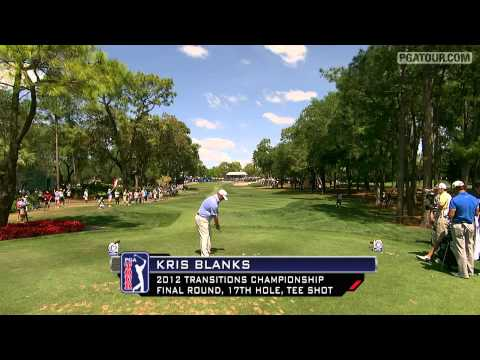 Top 10: Aces on the PGA TOUR in 2012
