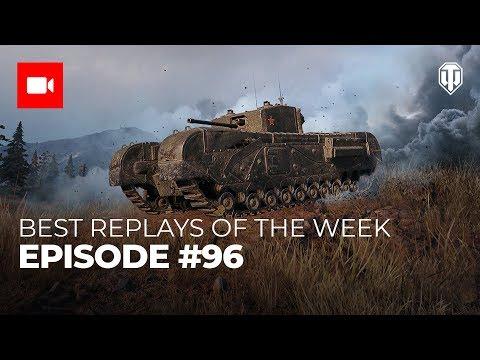 Best Replays Of The Week: Episode #96