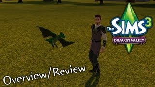 The Sims 3: Dragon Valley Overview/Review