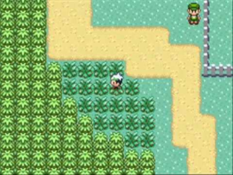 pokemon emerald how to catch latios