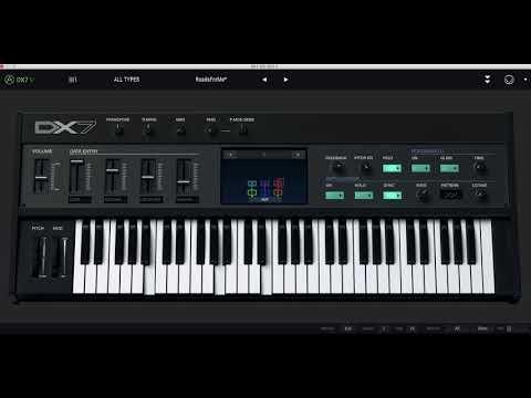 Exploring the Yamaha DX7 | Reverb Machine