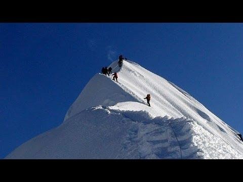 Summit Island Peak, Nepal-Episode 63 sd
