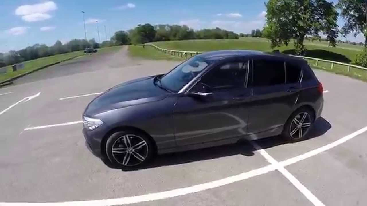 new 2016 bmw 1 series 118d 5 door sport f20 lci youtube. Black Bedroom Furniture Sets. Home Design Ideas