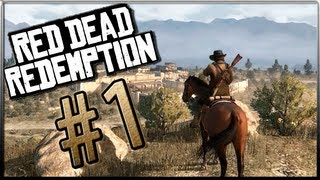 Red Dead Redemption #1 - Incorporando O Velho Oeste