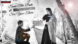 Ayush & Deepika Invitation (Pre Wedding) , Bhilwara 2019