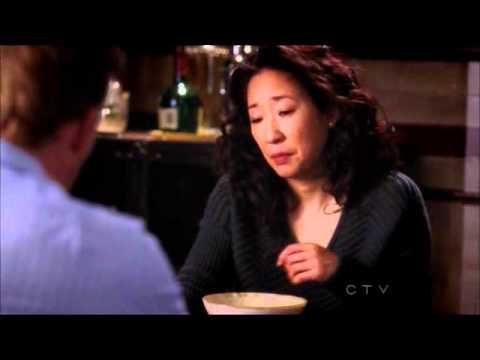 Grey's Anatomy Christina & Owen 8x18 - YouTube