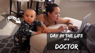 Day in the Life of a DOCTOR : Med School vs Residency