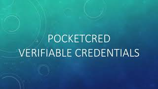 PocketCred Epic Integration