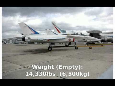 Dassault Super Etendard (Standard) Carrier-based Strike Fighter (1978) -  Technical Specs
