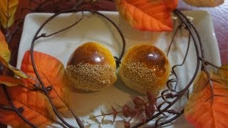 Wagashi Kuri Manju(japanese Chestnut Cake) ~栗まんじゅう~