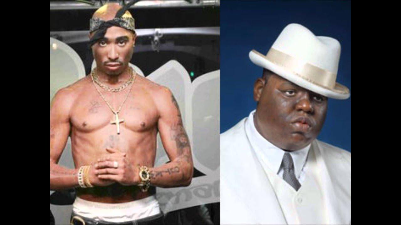 Biggie ft Tupac- Runnin INSTRUMENTAL (HQ) 1080p