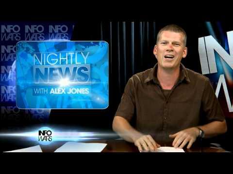 Alex Jones - Nightly News for Monday, November 21, 2011 (uncut) FULL