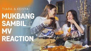 Download TIARA VS KEISYA MUKBANG SAMBIL VIDEO REACTION, SIAPA YANG PALING JAGO MAKAN??