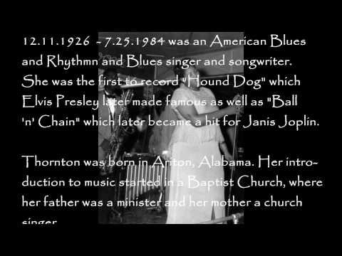 Hound Dog   Big Mama Thornton Cover   Blues Explorer