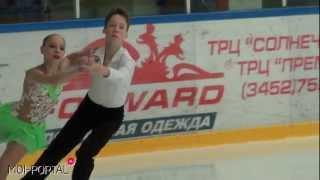 Фигурное катание на коньках во Дворце спорта