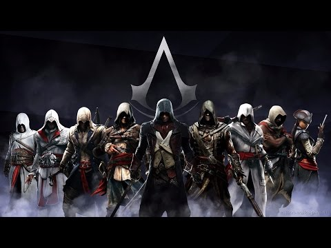 ТОП-10 игр серии Assassins Creed /TOP 10 games of the series Assassins Creed