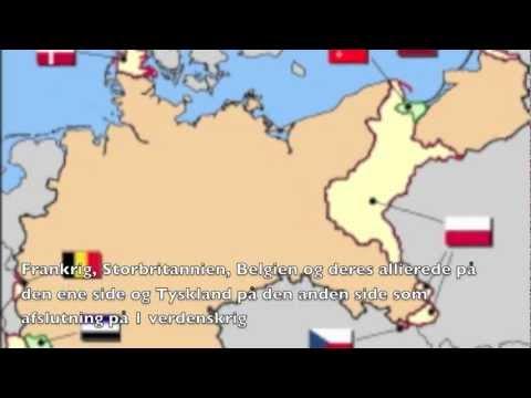 Ultra Ultra Kort Om Versailles Traktaten Youtube