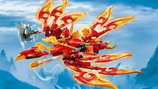 Lego Chima 70221 Flinx's Ultimate Phoenix +