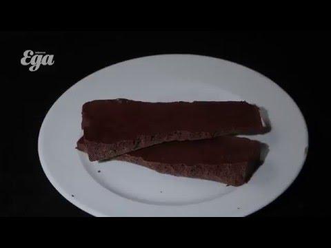 Как сделать идеально пористый шоколад?