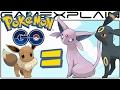 Pokémon Go SECRET How to Evolve Eevee into Umbreon Espeon