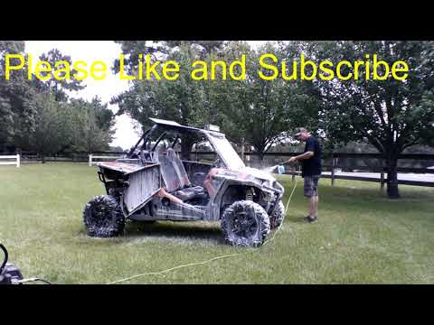 Fastest way to clean your Side-by-Side/ATV/UTV