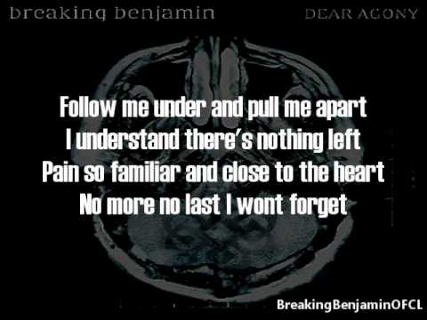 Breaking Benjamin - Without You (Lyrics on screen)