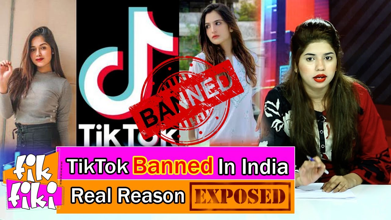 TikTok BAN In India | TikTok Ka Game Over | Rip TikTok | TikTok Ban In India Reaction | Tik Tiki