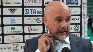 30-10-2016: #A2MVolley Vincenzo Mastrangelo nel post NewMater-Alessano 3-0