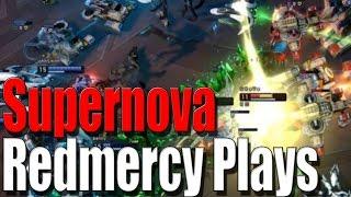 Supernova Gameplay - Strategy SciFi MOBA