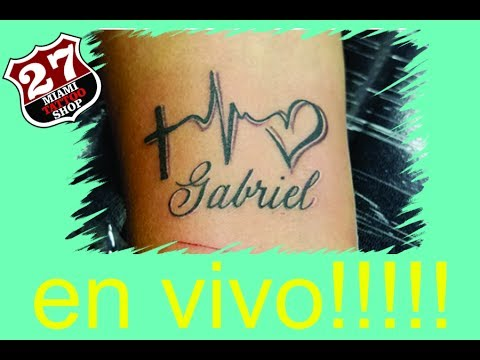 Latidos Del Corazon Tattoo Youtube