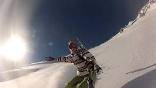jackson backcountry Parter Peak Thumbnail